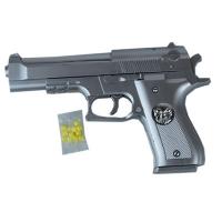 Пистолет с пульками  007
