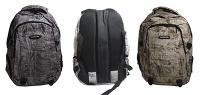 Рюкзак тканевый светлый джинс 18-91