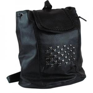 Рюкзак кожзам женский 8-F