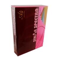 Бумага цветная А4 500л неон Sinar Spectra 75 г/м2 350 HP Red