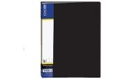 Папка А4 с 40 файлами Economix ассорти E30604