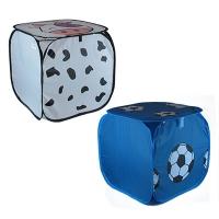 Корзина для игрушек квадратная 45*45см 0282