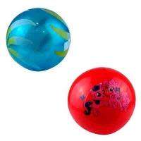 Мяч резиновый ассорти 10-521 (25441)