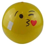 Мяч резиновый Смайлик 10-525 (25441)