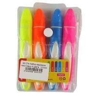 Набор текстовых маркеров 4 цвета 10-543 21515