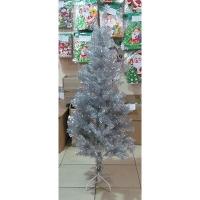Искусственная елка серебро 1,5м 5-172 (9151)