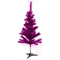 Искусственная елка розовая 1м 5-176 (9151)