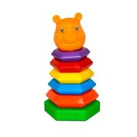Пирамидка-качалка Медведь ,мыш М.toys 13150