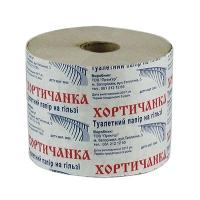 Бумага туалетная с гильзой Хортичанка