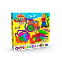 Тесто для лепки Master Do Пазлы рус TMD-11-01,02