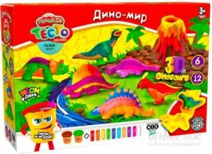 Тесто для лепки Master Do Динозавры рус TMD-10-04