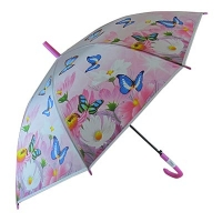 "Зонтик ""Цветы+бабочки"" 10-647 (10168)"