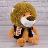 Мягкая игрушка Лев Бася 00060-23
