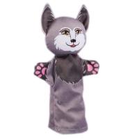 Мягкая игрушка рукавичка Волк 00600-1