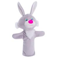 Мягкая игрушка рукавичка Заець 00601