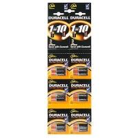 Батарейка пальчик LR06 DURACELL блистер (цена за 1шт)