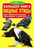 Большая книга. Птицы БАО рус 352234