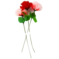 """Цветы искусственные """"Гвоздика  """" 1-173 (0013)"""