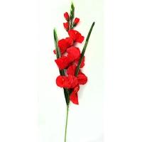 """Цветы искусственные """"Гладиолус маленький"""" 1-178 (0082)"""