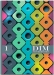 Тетрадь А4 96 клетка твердная обложка газетка Серия Colors 2  Ц262057У