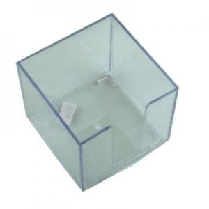 Бокс для бумаги прозрачный  1-64 (21473)