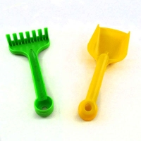 Набор Лопатка+грабли мал 16см M.toys S0008