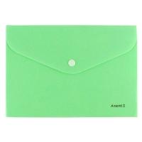 Папка на кнопке А5 Axent Pastelini неомятная 1522-09-А