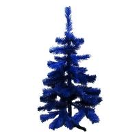 Искусственная елка синяя 1,3м
