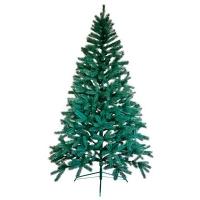 Искусственная елка Литая зеленая,голубая 1,8м №8