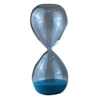 Часы песочные стекло круглые 54203