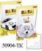 Картон белый А4 10л ТІКІ 50904-ТК
