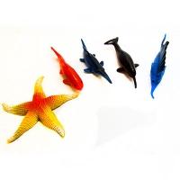 Игрушка резиновая Морской мир 8-149 Е1-2489