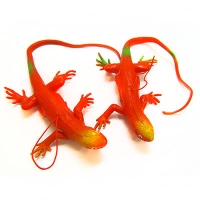 Игрушка резиновая Ящерица 8-152 Е1-2489