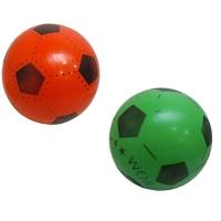 Мяч резиновый Футбол без сетки 200мм 8-176 (1318)