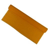 Гофрированная бумага оранжевая 110% 3-233 (22224)