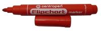 Маркер для досок Flipchart красный 2,5 мм круглый 8550