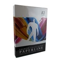 Бумага цветная А3 500л пастель Sinar Spectra 80 г/м2 Bluуe180