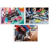 Альбом для рисования А4 30л Star PB-SC-030-216