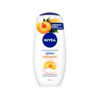 Гель для душа Nivea Bath Молоко&Абрикос 250мл 80745