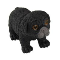 Игрушка резиновая детская мягкая Собачка арт215