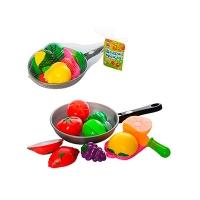 Набор сковорода с овощами 3013С