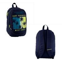 Рюкзак школьный пальмы GoPack 120-3  GO19-120L-3