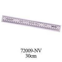 Линейка пластиковая 30см Закройщик Navigator 72009-NV