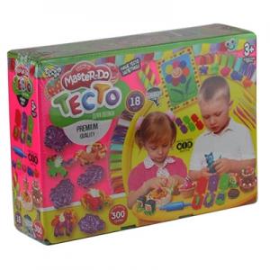 Тесто для лепки Master Do Люкс 18 цветов *20г TMD-03-01,TMD-03-04