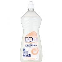 Мыло жидкое БОН 1л белое 236637  1782