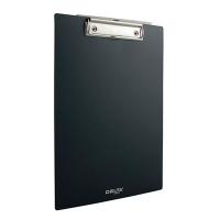 Планшет пластиковый черный Axent D2510-01