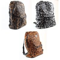 Рюкзак кожзам леопард  3-414 (12299)