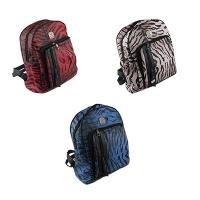 Рюкзак кожзам тигровый 3-416 (12299)