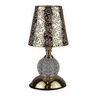 Настольная лампа Цветы золото 9-270 (16941)