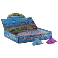 Игрушка резиновая антистресс черепаха 9-329 (2714)